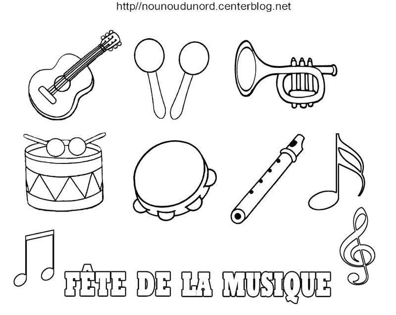 98 dessins de coloriage f te des p res 2013 imprimer - Coloriage notes de musique ...