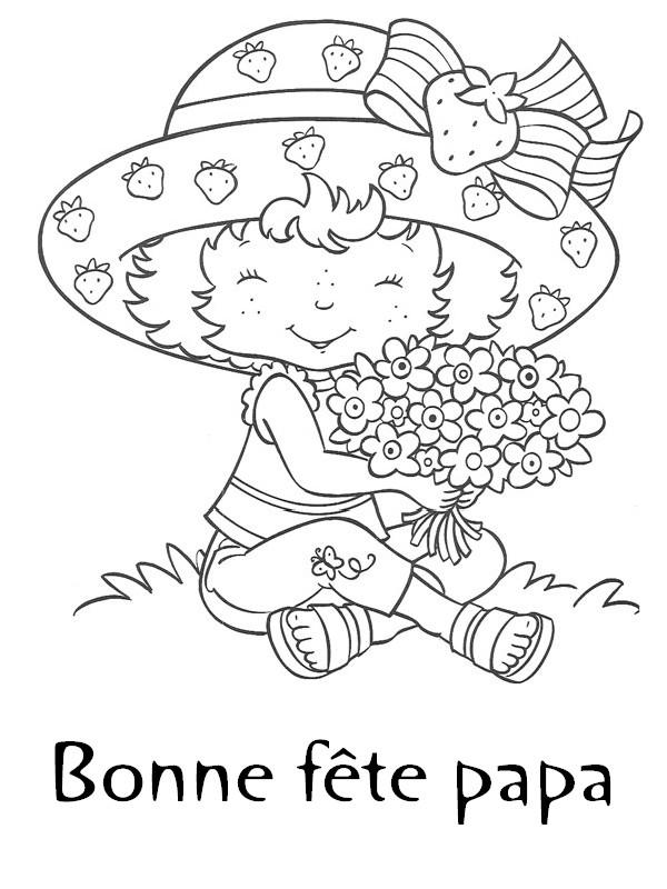 Poeme Et Dessin Fete Des Peres