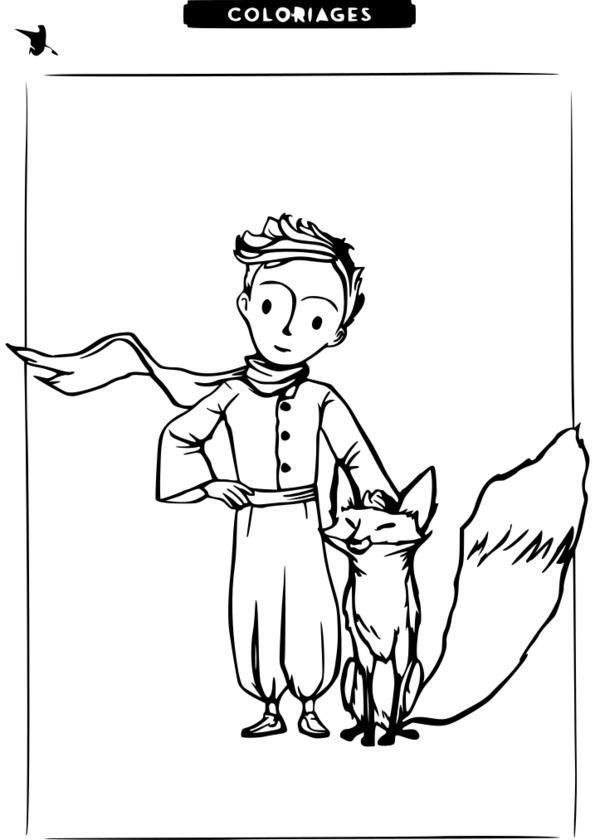 dessin film le petit prince