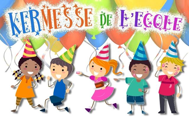 Coloriage Kermesse Ecole.Ecole Notre Dame De Saint Jean Brevelay Kermesse