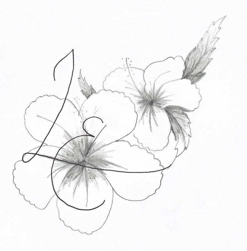 89 dessins de coloriage fleur de lotus imprimer - Dessin de fleur en noir et blanc ...