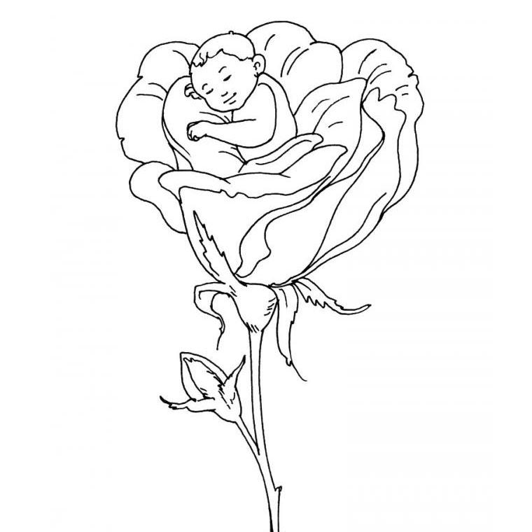 94 dessins de coloriage fleur de lys imprimer - Dessin fleur de lys royale ...