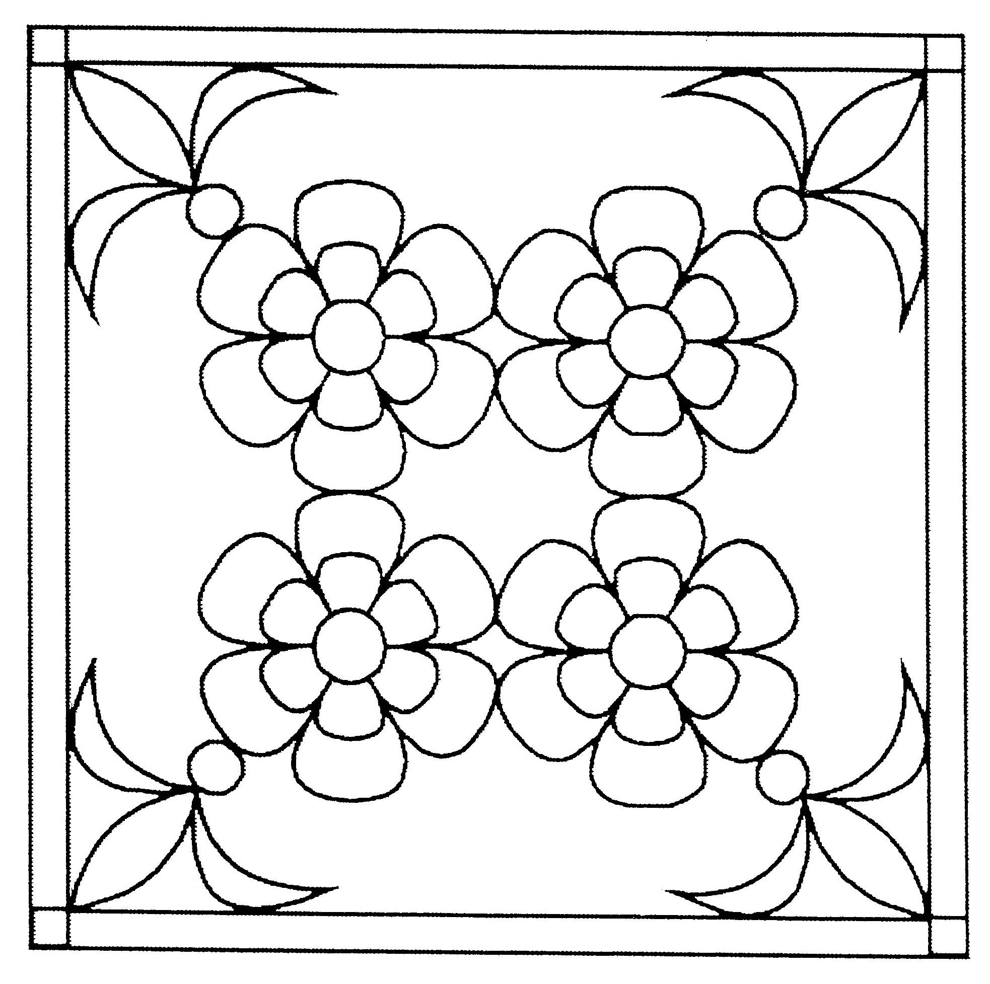 Coloriage Fleur Printemps A Imprimer.Coloriage Les Fleurs Du Printemps Image De Printemps A Imprimer