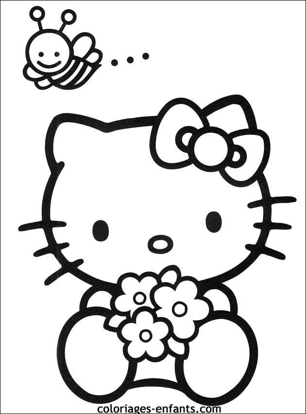 Dessin fleurs gratuit - Coloriage de fleur ...