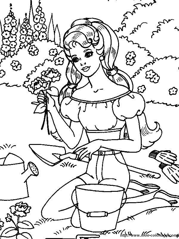 Coloriage dessiner fleur imprimer gratuit - Dessin des fleurs a imprimer ...