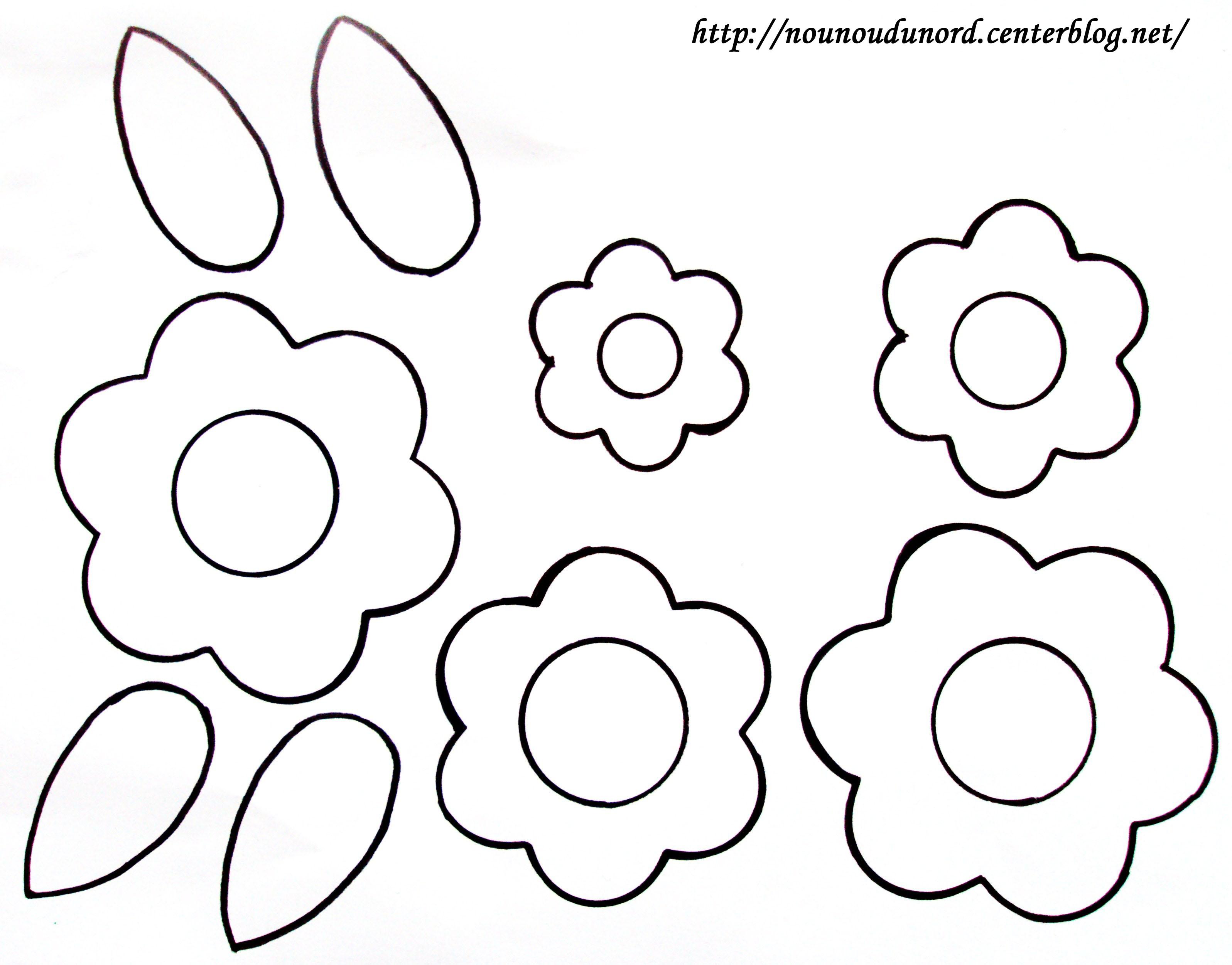 dessin  colorier fleur de frangipanier