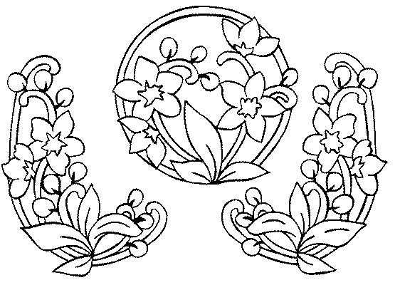 dessin de fleuriste