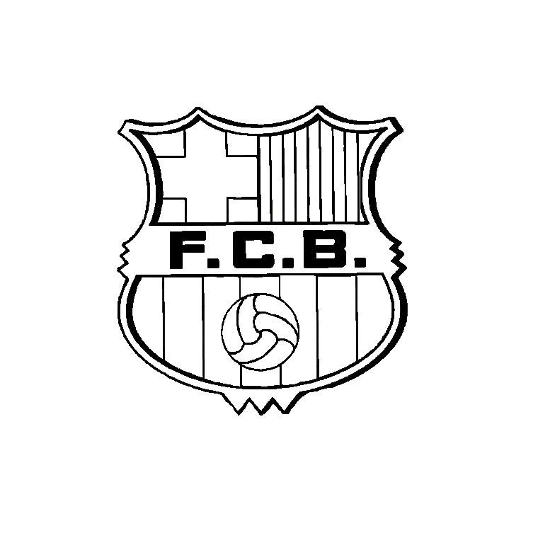 dessin logo foot imprimer
