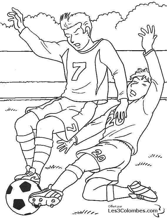 Coloriage foot liverpool - Coloriage de foot ...