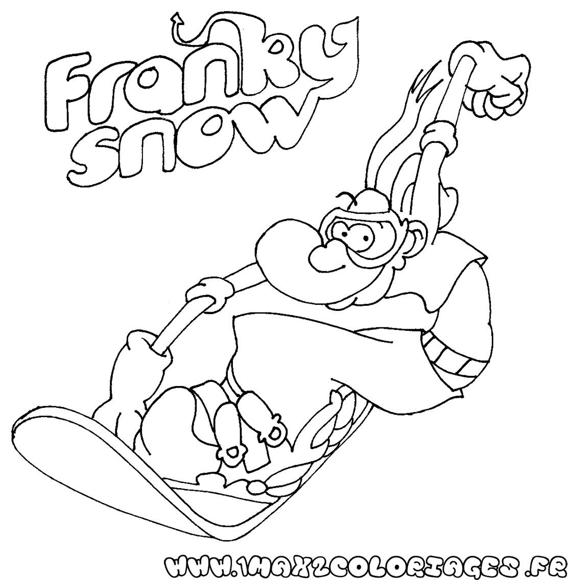 De dessins coloriage sur gulli de franki - Dessin de gulli ...