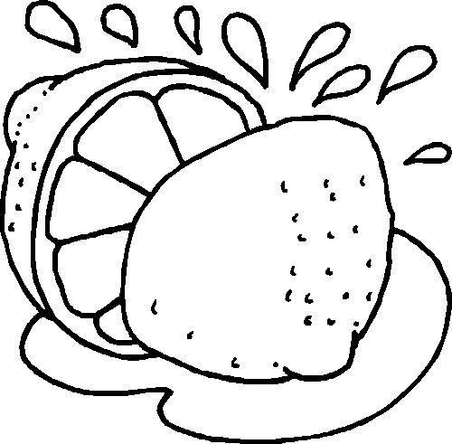 Coloriage Fruits Tropicaux.124 Dessins De Coloriage Fruit A Imprimer