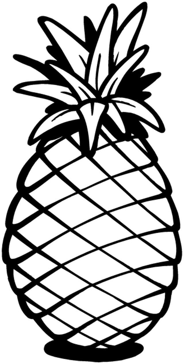 97 dessins de coloriage Fruits D'été à imprimer