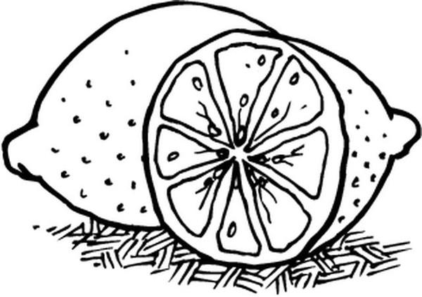 Dessins Fruits Et Legumes Colorier Les Enfants