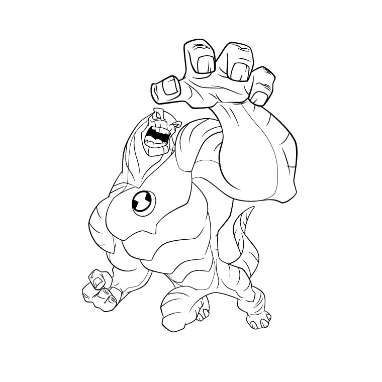 dessin de galactik football