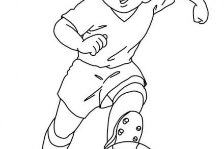 Dessin colorier gratuit de galactik football - Coloriage galactik football ...