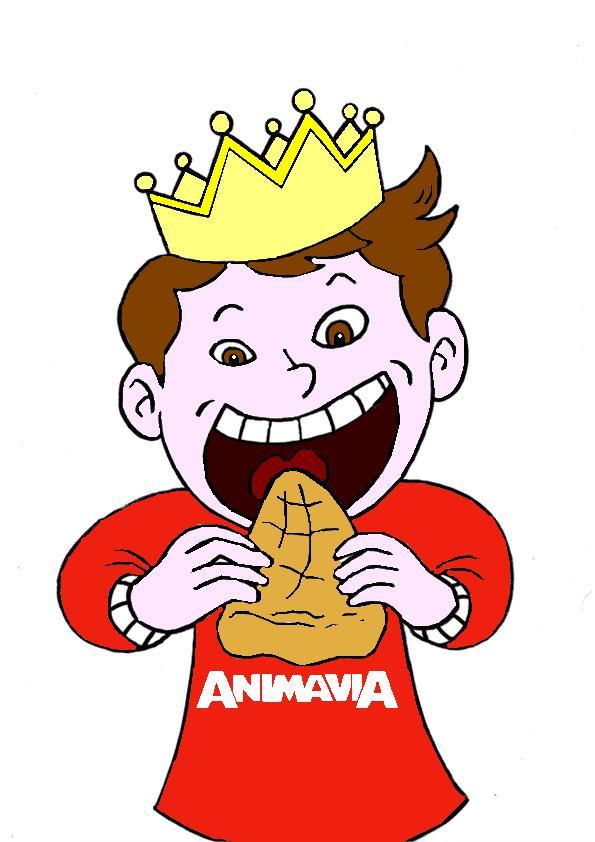 dessin galette des rois