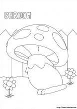 gnomeo et juliette dessin à colorier gratuit