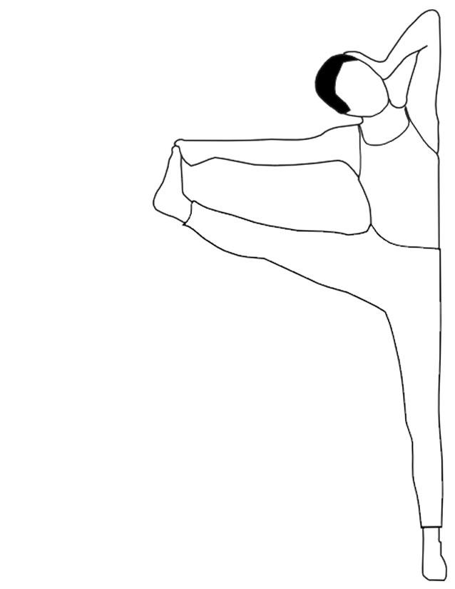Dessin gymnastique artistique imprimer - Dessin gymnaste ...