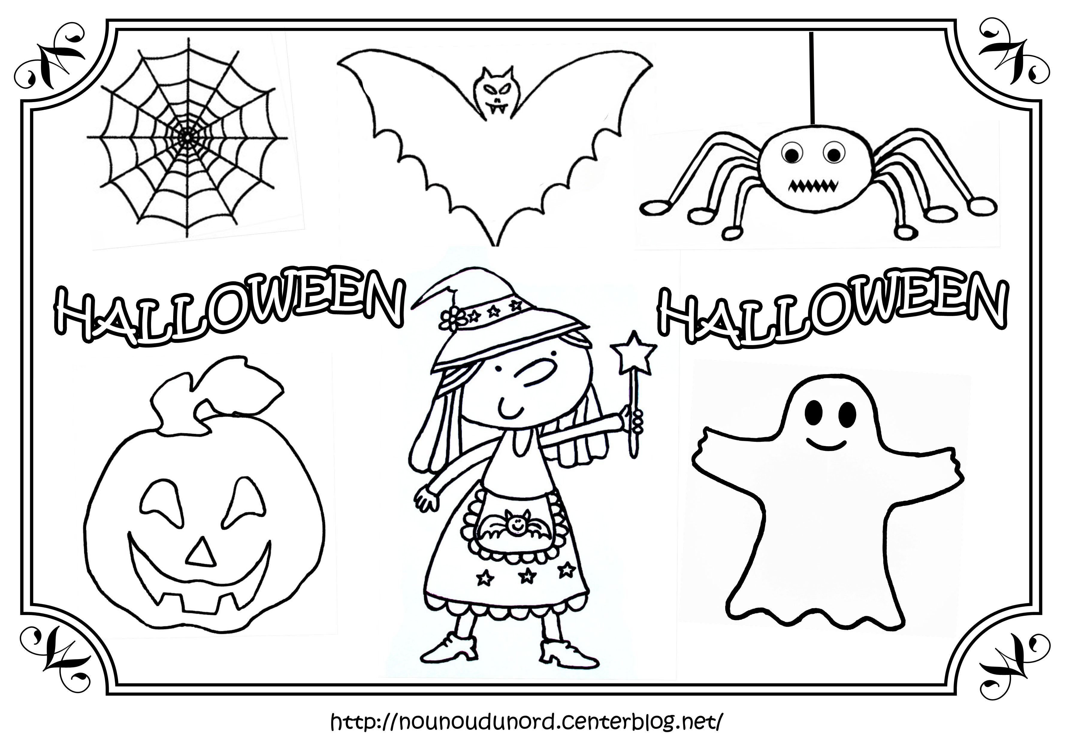 95 dessins de coloriage halloween disney imprimer - Masque halloween a colorier ...
