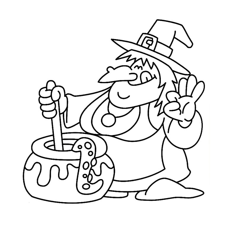coloriage interactif halloween