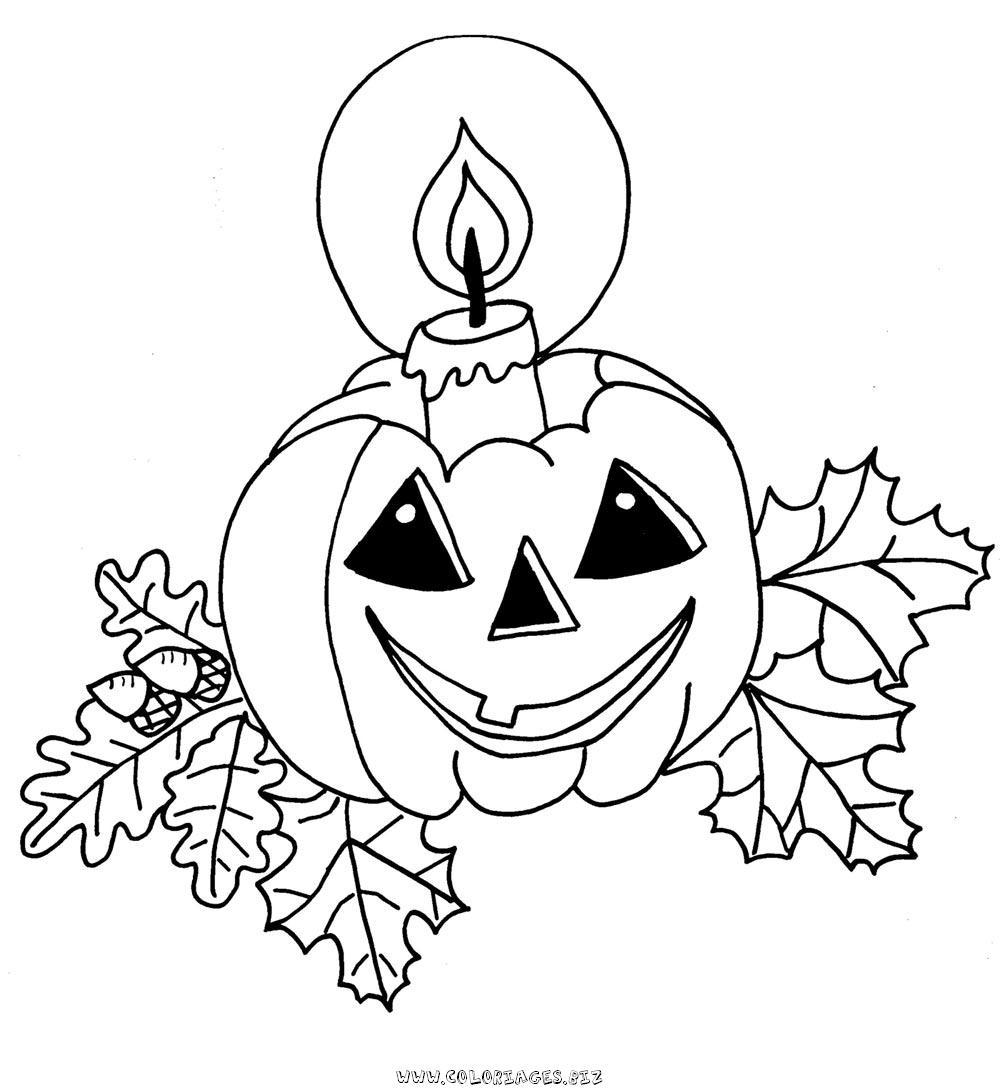 Coloriage halloween imprimer - Imprimer coloriage halloween ...