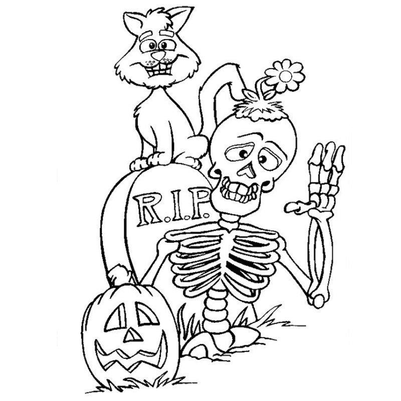 coloriage halloween winnie l'ourson