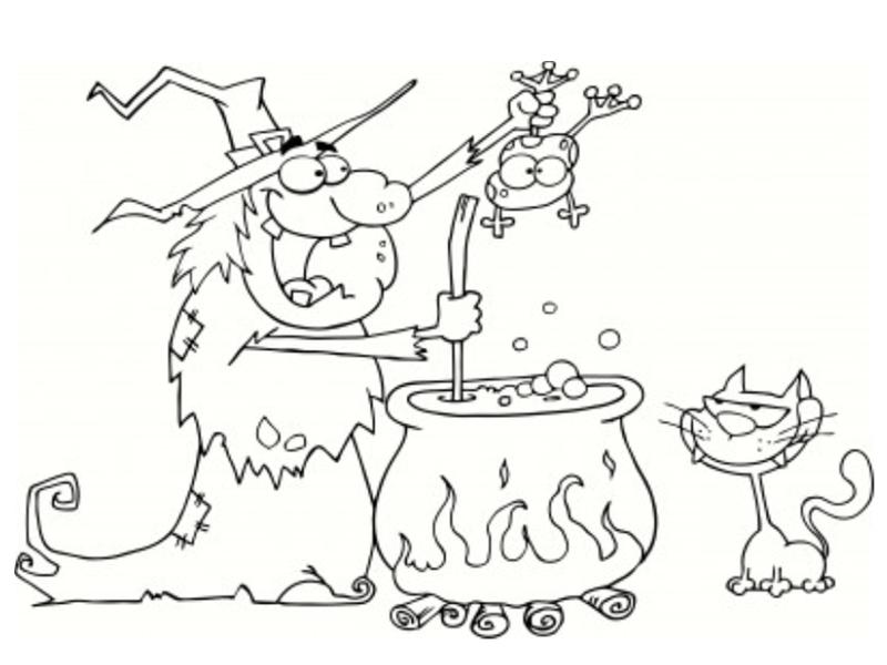 Dessin halloween maison hantee - Citrouille epeurante ...