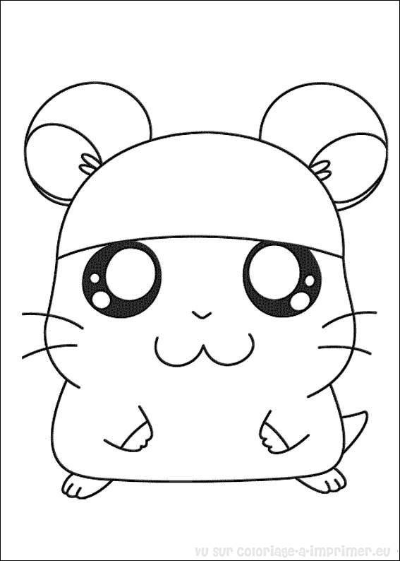 Dessin anim avec un hamster - Hamster dessin anime ...