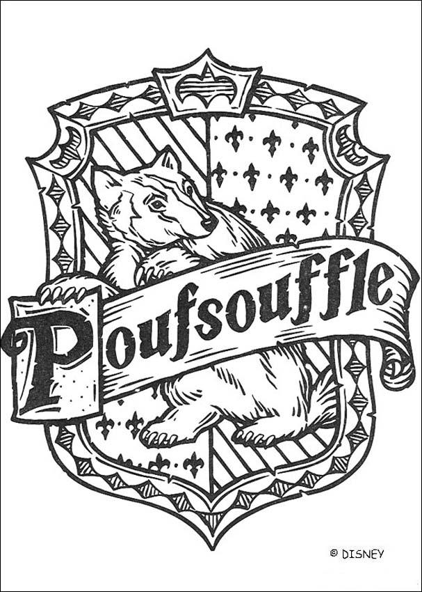 30 dessins de coloriage Harry Potter à imprimer