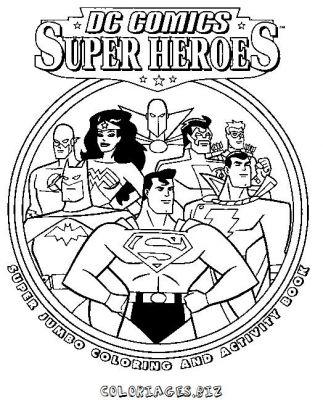 dessin magique heros