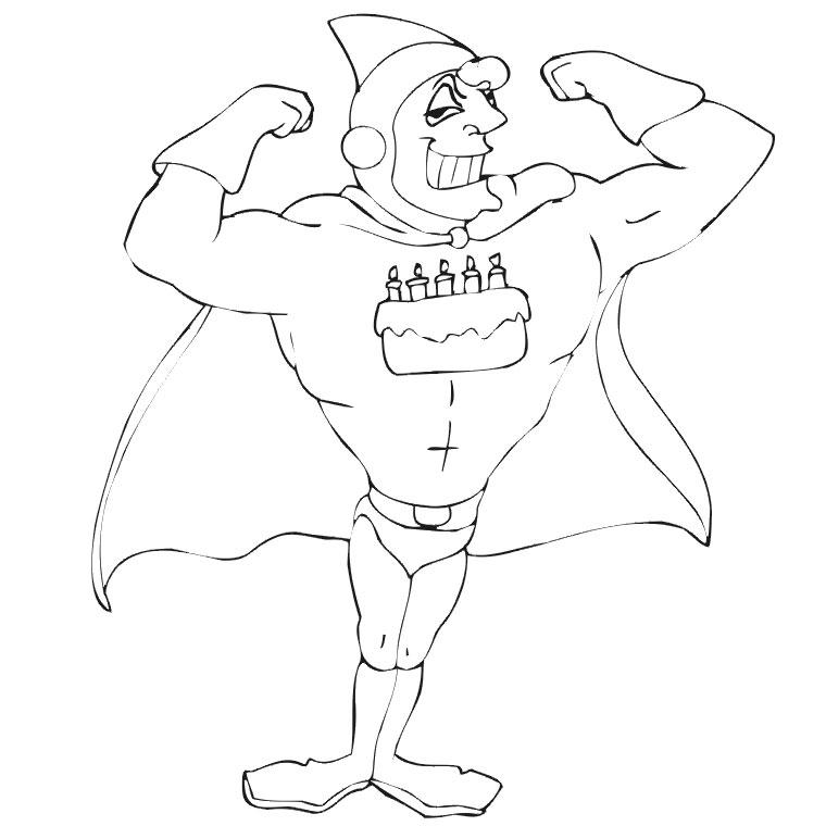 dessin hero 108