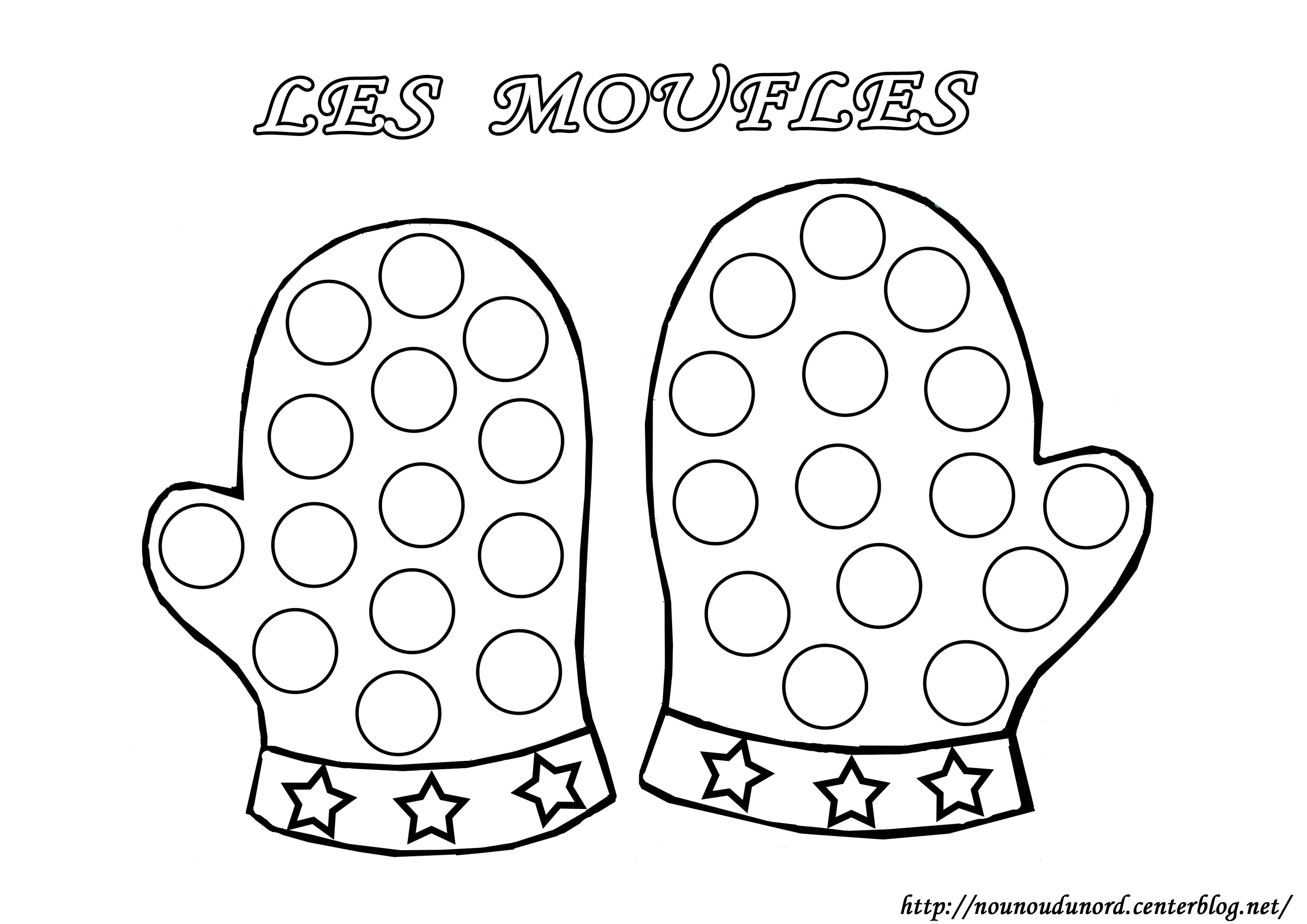 16 dessins de coloriage hiver petite section imprimer - Activite hiver maternelle ...