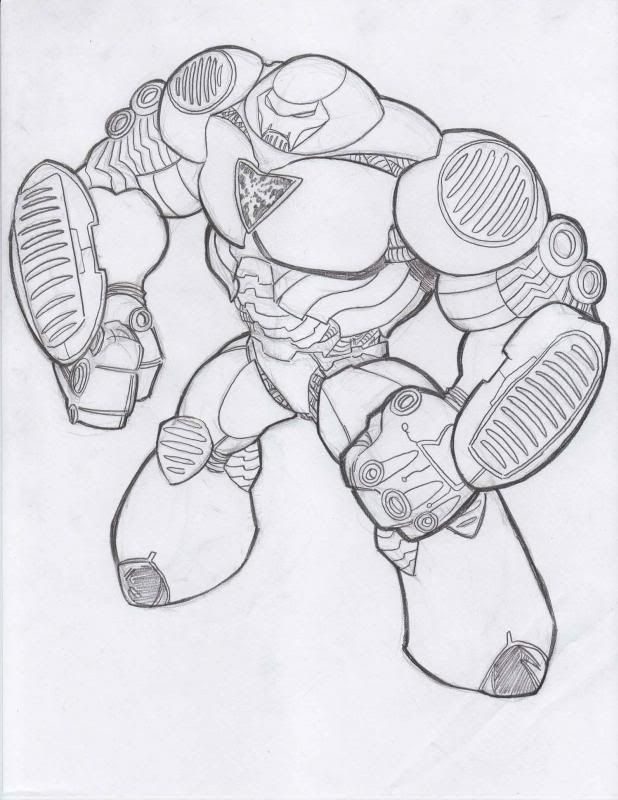10 dessins de coloriage hulk buster imprimer - Dessin de hulk a imprimer ...