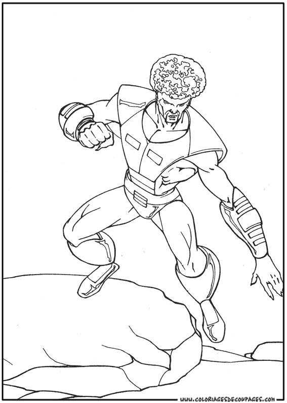 9 dessins de coloriage hulk en ligne imprimer - Coloriage en ligne superman ...