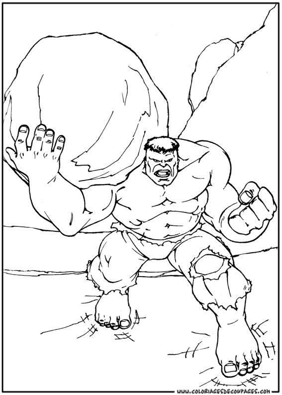 hugo l'escargot dessin hulk