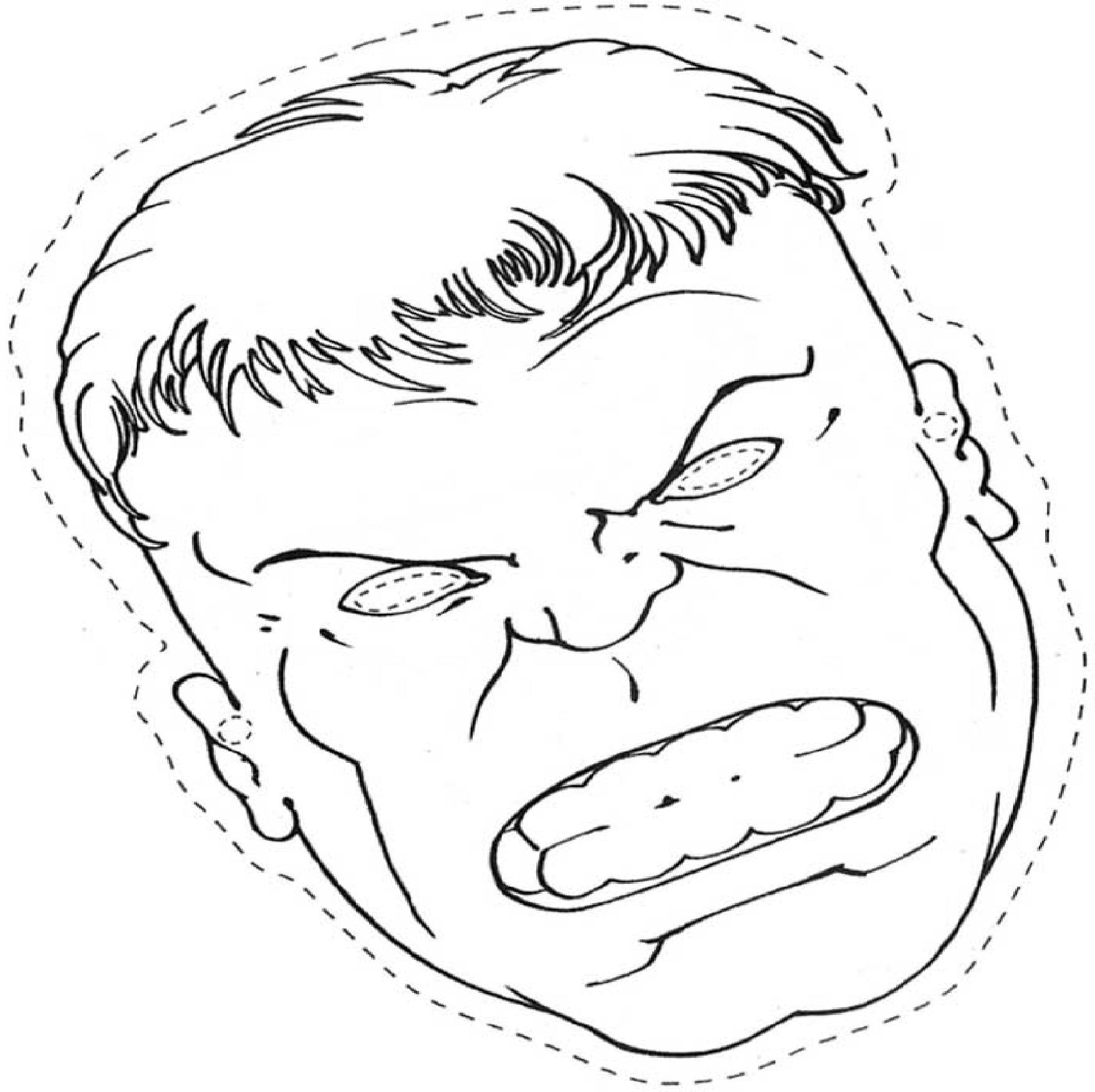 dessin hulk 2 en ligne
