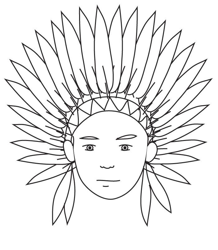 dessin mandalas indiens