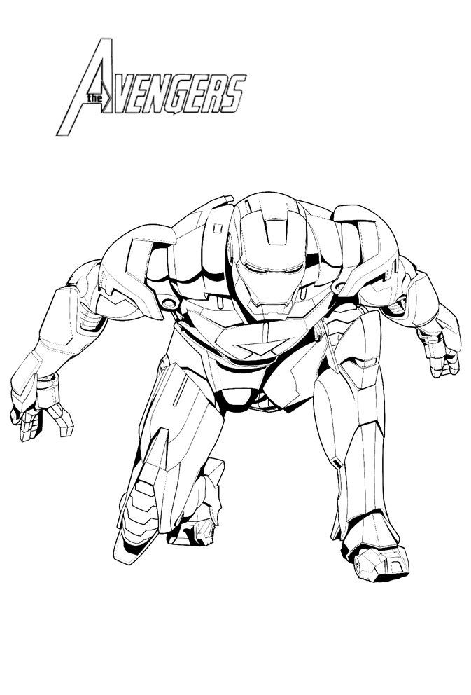 130 dessins de coloriage iron man imprimer - Dessin a imprimer de spiderman ...