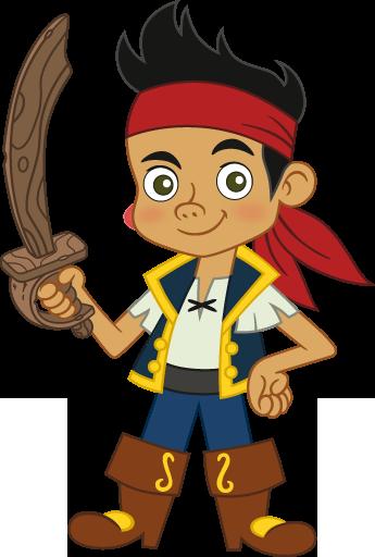 9 dessins de coloriage jack et les pirates imaginaires - Jack le pirate dessin ...