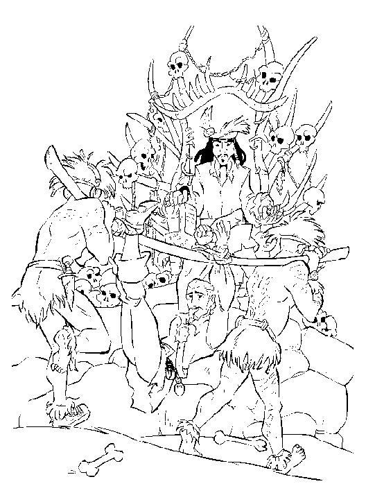 dessin jake et les pirates du pays imaginaire