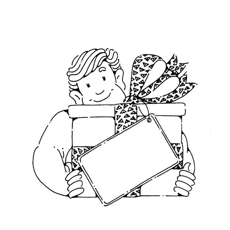 dessin à colorier joyeux anniversaire mamie