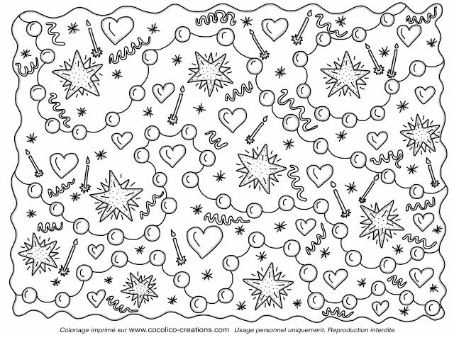 Coloriage dessiner a imprimer joyeux anniversaire papy - Joyeux anniversaire a colorier ...