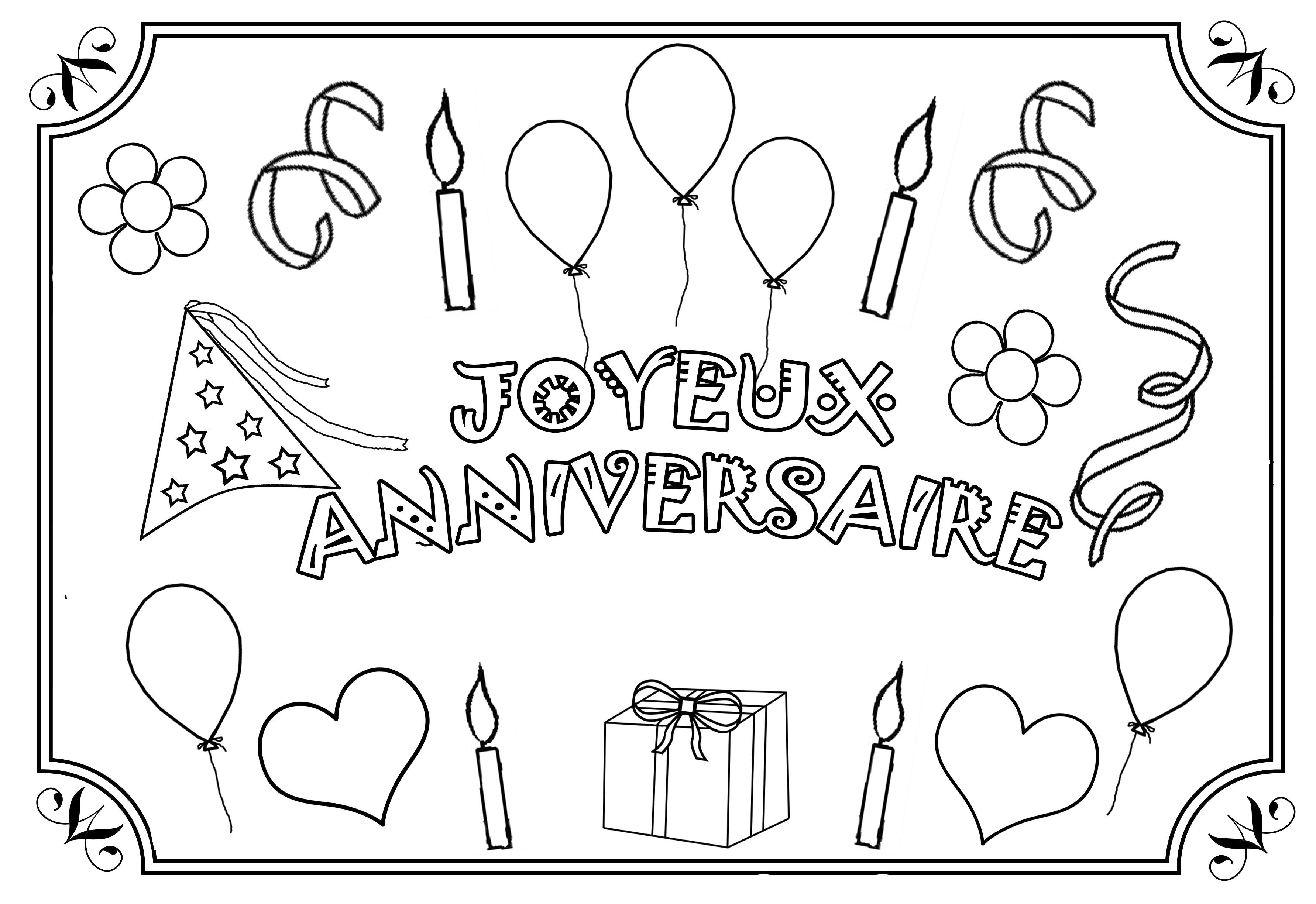 dessin dora joyeux anniversaire