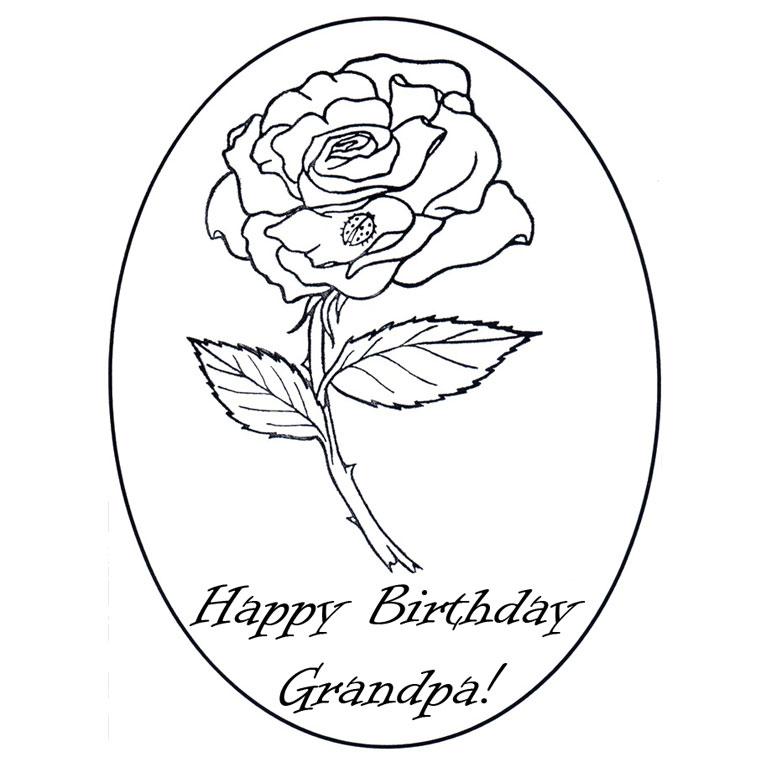 Coloriage bon anniversaire papa imprimer - Dessin a imprimer anniversaire ...