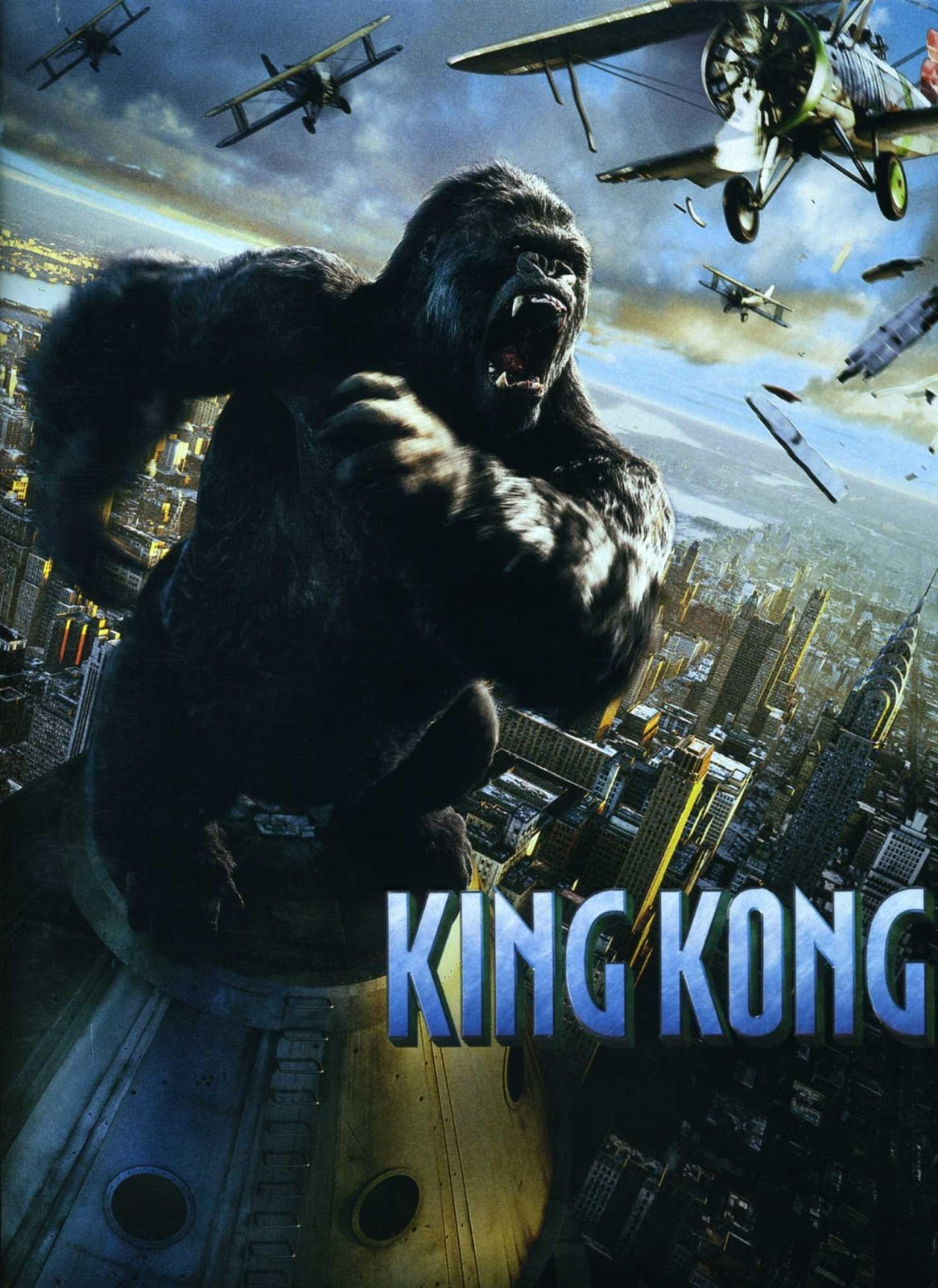 dessin king kong a imprimer gratuit