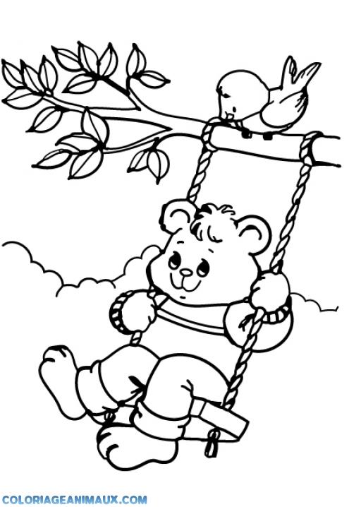 coloriage petshop koala