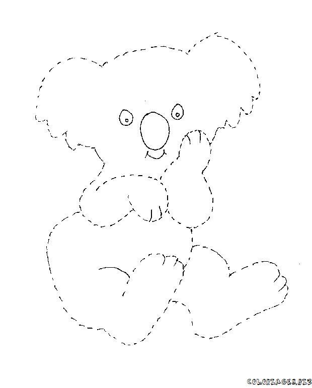 vrac dessin koala