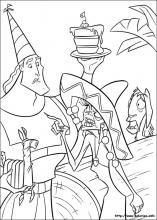dessin kuzco