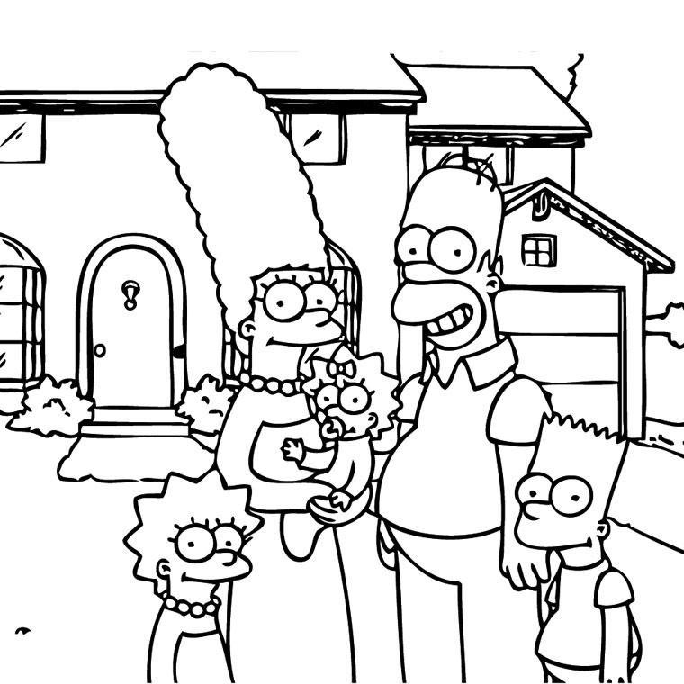 dessin famille pirate a imprimer