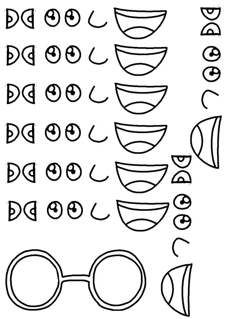 97 dessins de coloriage la fourmi et la cigale imprimer - Dessin de bouche a imprimer ...